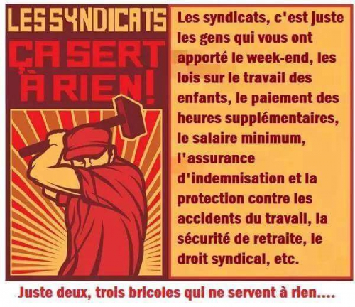 le syndicat